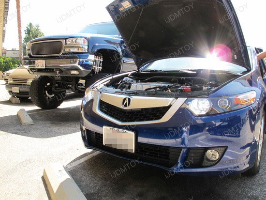Acura - TSX - LED - DRL - bulbs - 2